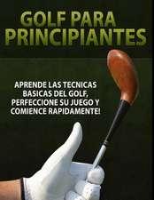 Golf Para Principiantes