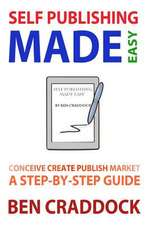 Self Publishing Made Easy