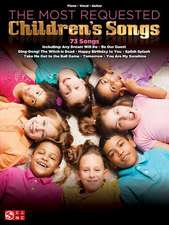 The Most Requested Children's Songs