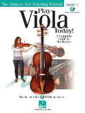 Play Viola Today: A Complete Guide to the Basics