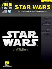 Star Wars Violin Play Along Volume 62