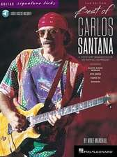 Best of Carlos Santana - Signature Licks