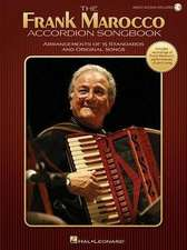 The Frank Marocco Accordion Songbook [With Downloadable Audio]
