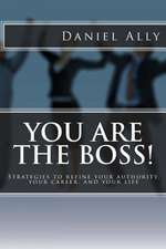 You Are the Boss!