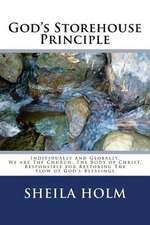 God's Storehouse Principle