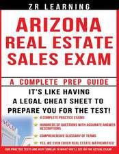 Arizona Real Estate Sales Exam - 2014 Version