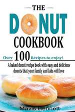 The Donut Cookbook
