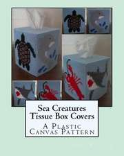 Sea Creatures Tissue Box Covers