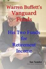 Warren Buffett's Vanguard Funds