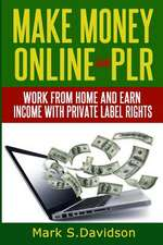 Make Money Online with Plr