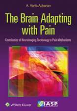 The Brain Adapting with Pain: Contribution of Neuroimaging Technology to Pain Mechanisms