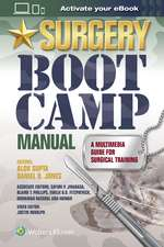 Surgery Boot Camp Manual: A Multimedia Guide for Surgical Training
