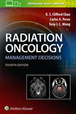 Radiation Oncology Management Decisions