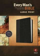 Every Man's Bible-NLT-Large Print