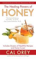 Healing Powers of Honey