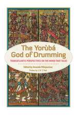 Yoruba God of Drumming