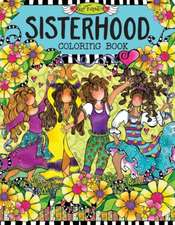Sisterhood Coloring Book