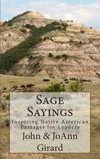 Sage Sayings