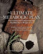 The Ultimate Metabolic Plan