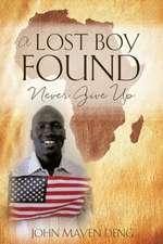 A Lost Boy Found