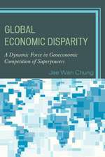 Global Economic Disparity