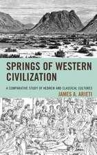 Springs of Western Culture