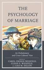 Psychology of Marriage