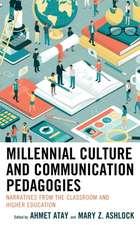 Millennial Culture and Communication Pedagogies