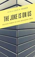 Joke Is on Us
