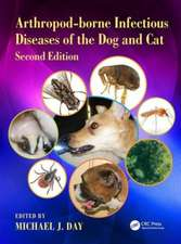 Arthropod-Borne Infectious Diseases of the Dog and Cat 2nd Edition:  Modeling, Control, and Efficiency Improvement