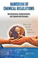 Handbook of Chemical Regulations