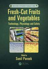 Fresh-Cut Fruits and Vegetables:  Technology, Physiology, and Safety