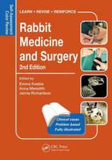 Rabbit Medicine and Surgery:  Self-Assessment Color Review, Second Edition