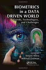 Biometrics in a Data Driven World