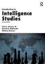 Introduction to Intelligence Studies, Second Edition