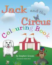 Jack and the Circus Colouring Book
