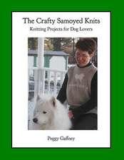 The Crafty Samoyed Knits