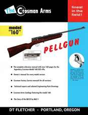 The Crosman Arms Model 160 Pellgun