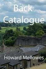 Back Catalogue