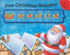 Five Christmas Reindeer