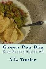 Green Pea Dip