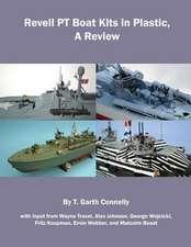 Revell PT Boat Kits in Plastic