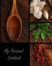 My Personal Cookbook