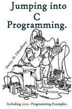 Jumping Into C Programming