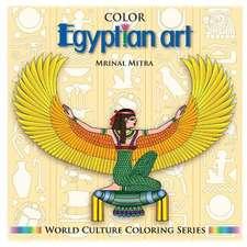 Color Egyptian Art