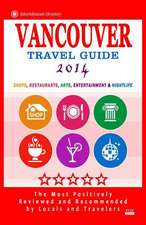 Vancouver Travel Guide 2014