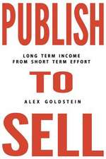Publish to Sell