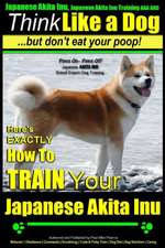 Japanese Akita Inu, Japanese Akita Inu Training AAA Akc