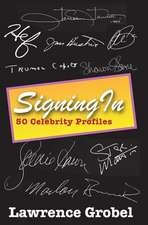 Signing in