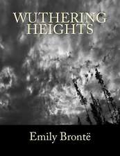 Wuthering Heights [Large Print Edition]